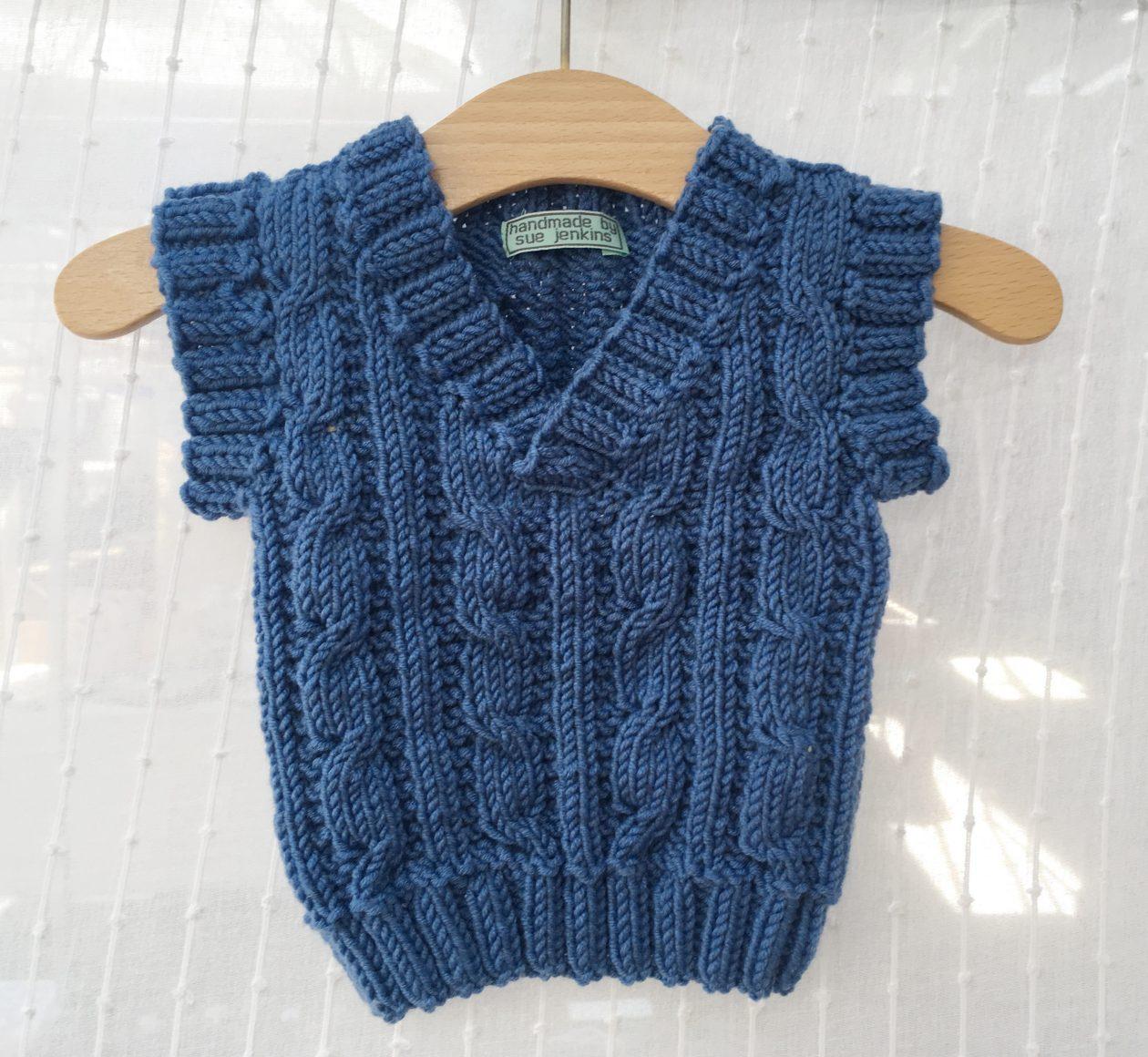 Stumps Sweater (3 months)