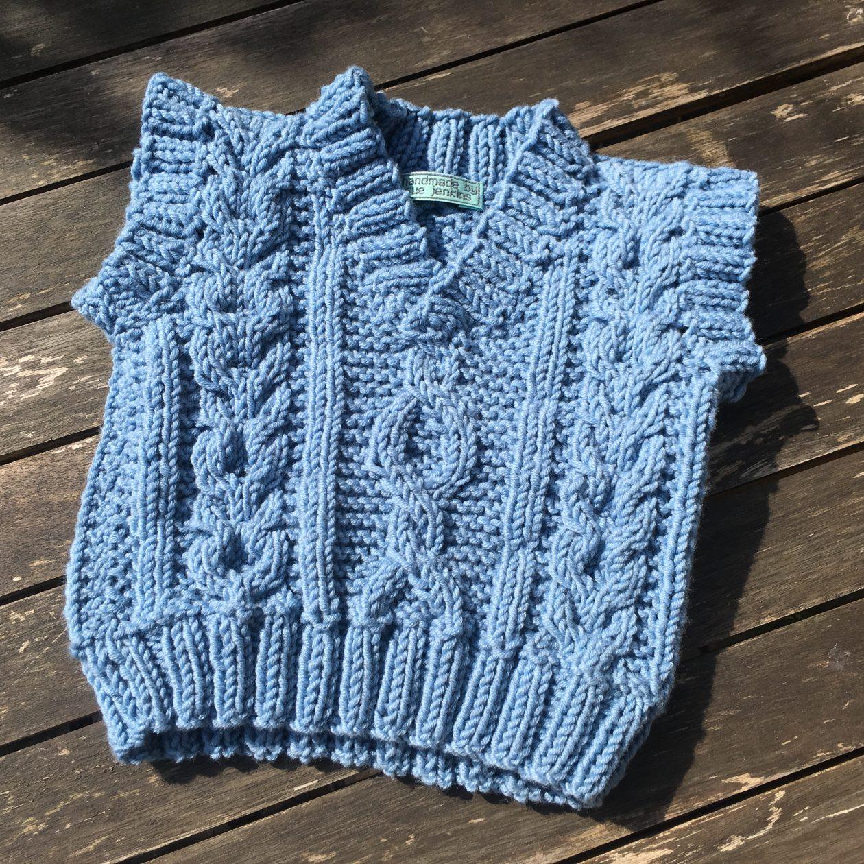 Stumps Sweater (6-12 months)